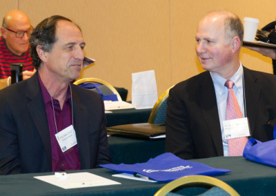 Dr. Weinstock discussing LDN with Paul Battle, PA-C