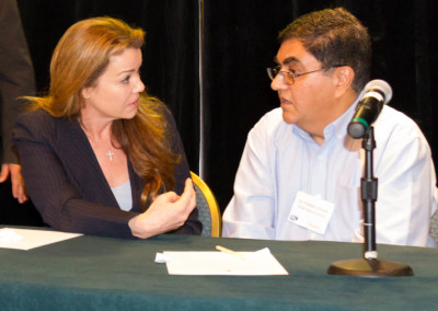 Claudia Christian discussing LDN with Dr. Pradeep Chopra