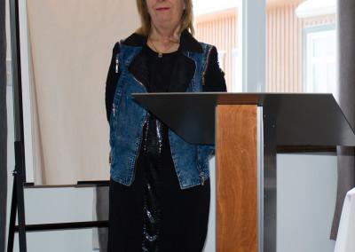 Dr. Marlène Boudreault, conference coordinator.