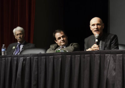 Chemotherapy panel discussion, with comments from Dr. Bagot.