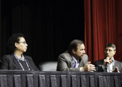 Panel members explain their perscpectives about the failure of standard chemotherapy to improve lifespan in most adult cancers.