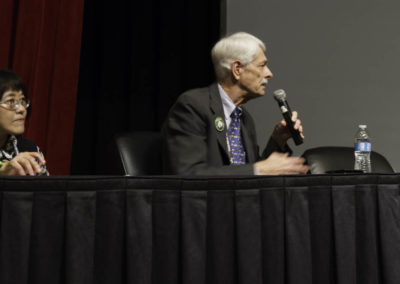 Frank Cousineau, a proponent of metabolic and dietary cancer therapy.