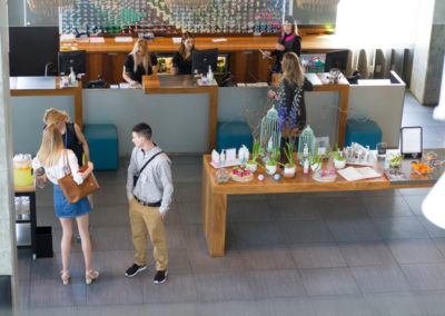 Lobby of Hotel ALT