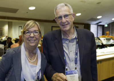 Dr. Marlène Boudreault, ND and Dr. Tom Seyfried, PhD.