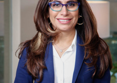 Medicor President Dr. Humaira Khan (wife of the Medical Director)