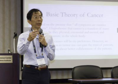 Dr. Lichuan Chen, former National Institute of Health staff reviewer for the Burzynski protocol, Cone protocol and insulin potention protocol (IPT), explaining the scientific validity of ALL of these therapies!