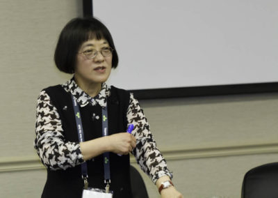 Dr. Young Ko Q+A session on the use of 3-BP as a cancer therapy.