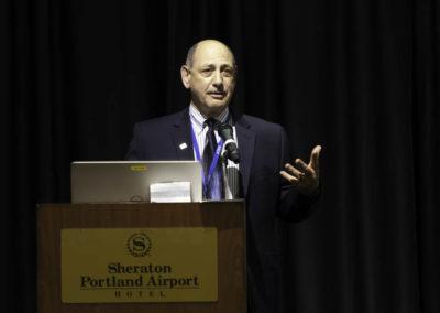 Dr. Mark Mandel, doctor of pharmacy.