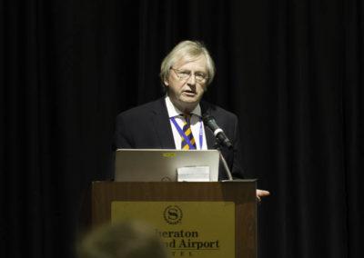 Prof. Angus Dalgleish, oncologist.