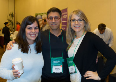 Dr. Holly Fennell, Dr. Khan and Dr. Amy Velichka