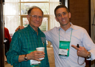 Dr. Davis Lamson and Dr. Dan Rubin