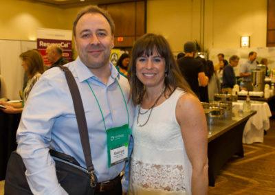 Dr. George Tardik and Dr. Jordan Robertson