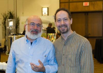 Dr. Jacob Schor and Dr. Ian Bier