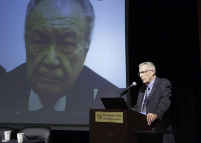 Dr. Seyfried chairs a Skype Q+A panel with Prof. Berkarda, Dr. Slocum and Dr. İyikesici of Turkey, who use IPT combined with a metablic approach to cancer, with amazing results.